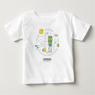 Camiseta De Bebé Capoeira el Brasil - instrumentos musicales el