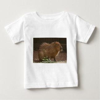 Camiseta De Bebé Capybara