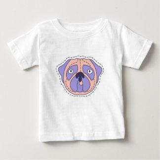 Camiseta De Bebé Cara del barro amasado