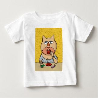 Camiseta De Bebé Caramelo Caroline