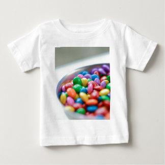Camiseta De Bebé caramelo colorido