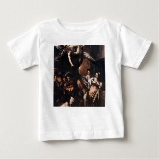 Camiseta De Bebé Caravaggio - los siete trabajos de la pintura de