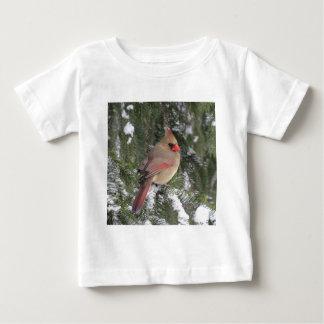 Camiseta De Bebé Cardinal