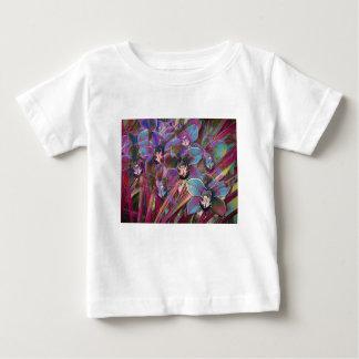 Camiseta De Bebé Carnaval de la orquídea del Cymbidium