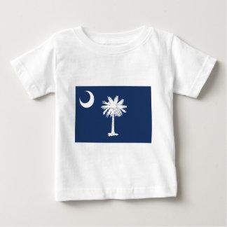 Camiseta De Bebé Carolina del Sur