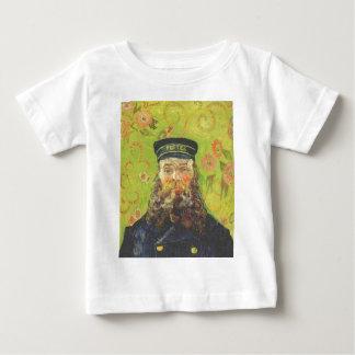 Camiseta De Bebé Cartero José Roulin - Vincent van Gogh del retrato