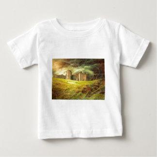 Camiseta De Bebé Castillo de Carreg Cennen….