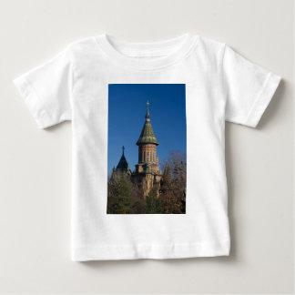 Camiseta De Bebé Catedral de Mitropolitan, Timisoara, Rumania
