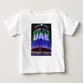 Camiseta De Bebé Celebre los UAE