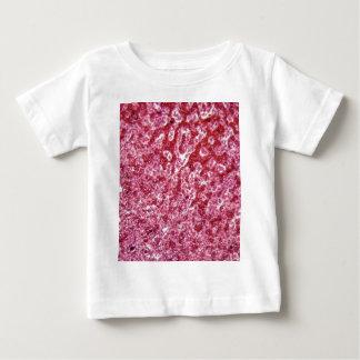 Camiseta De Bebé Células de hígado humanas con el cáncer
