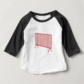 Camiseta De Bebé Cerca móvil roja