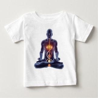 Camiseta De Bebé chakras del hombre