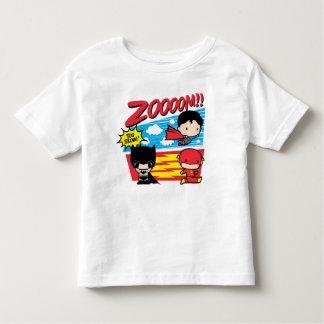 Camiseta De Bebé ¡Chibi Batman demasiado lento!
