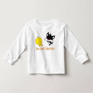 Camiseta De Bebé Chibi SYLVESTER™ que persigue TWEETY™