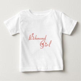 Camiseta De Bebé Chica de la colina de Richmond