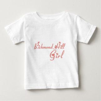 Camiseta De Bebé Chica de Richmond