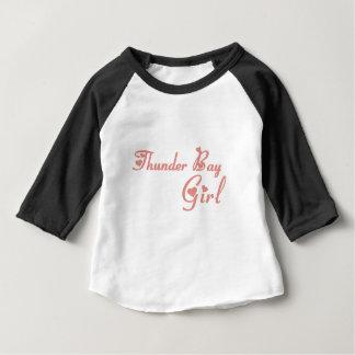 Camiseta De Bebé Chica de Thunder Bay