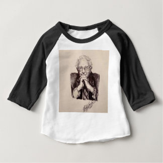 Camiseta De Bebé Chorreadoras de Bernie de Billy Jackson