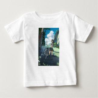 Camiseta De Bebé Ciclo debajo de The Sun