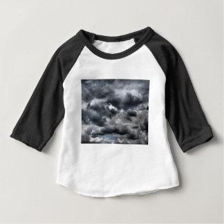 Camiseta De Bebé Cielo melancólico