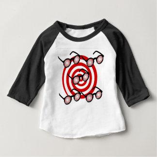 Camiseta De Bebé Ciencia ficción crepuscular