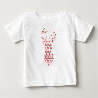 Camiseta De Bebé Ciervos del navidad