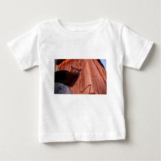 Camiseta De Bebé Cifre el rojo