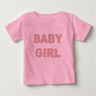 Camiseta De Bebé Cigüeñas de la niña