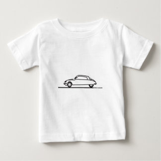 Camiseta De Bebé Ciroen DS 21 Pallas