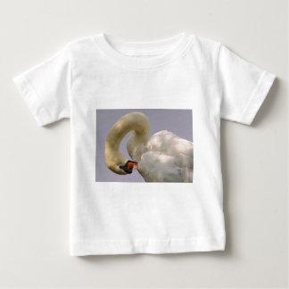 Camiseta De Bebé Cisne mudo del primer