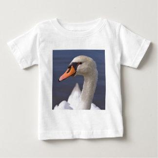Camiseta De Bebé Cisne mudo del retrato