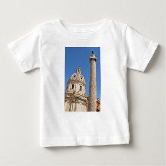 Camiseta De Bebé Ciudad antigua de Roma, Italia