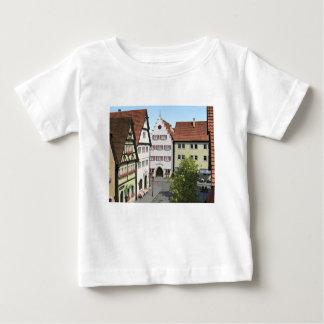 Camiseta De Bebé Ciudad de Baviera desde arriba