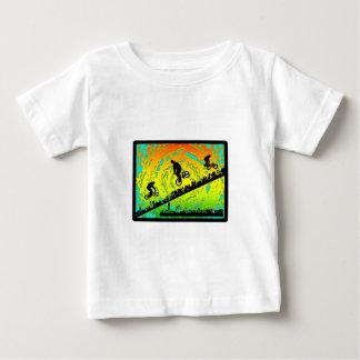 Camiseta De Bebé Ciudad de BMX