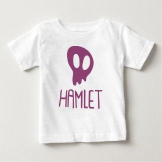 Camiseta De Bebé Claire Núñez Hamlet