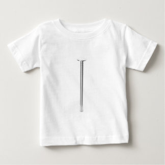Camiseta De Bebé Clavo de acero