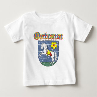 Camiseta De Bebé coart de Ostrava del brazo