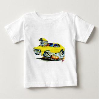 Camiseta De Bebé Coche amarillo 1971-74 de Nova