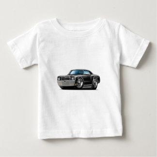 Camiseta De Bebé Coche negro 1972 de Monte Carlo