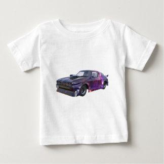 Camiseta De Bebé Coche púrpura 2016 del músculo de la galaxia