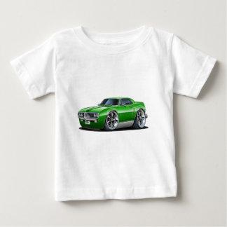 Camiseta De Bebé Coche verde 1967 de Firebird