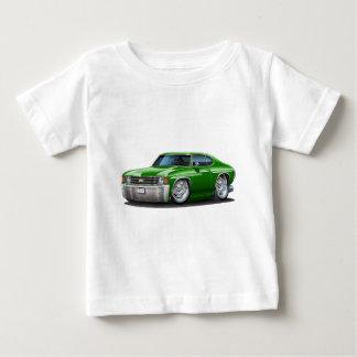 Camiseta De Bebé Coche verde 1971-72 de Chevelle