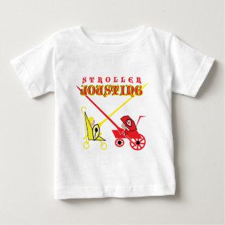 Camiseta De Bebé Cochecito Jousting