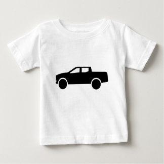 Camiseta De Bebé Coja el camión
