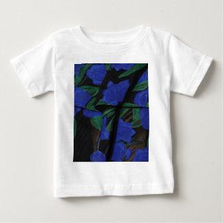 Camiseta De Bebé Colección azul persa 2017 del diseñador