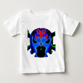 Camiseta De Bebé Colección colorida de Halloween de los fantasmas