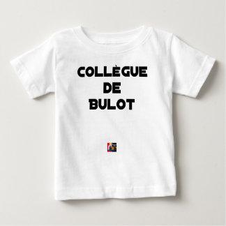 Camiseta De Bebé COLEGA de BUCCINO - Juegos de palabras - Francois