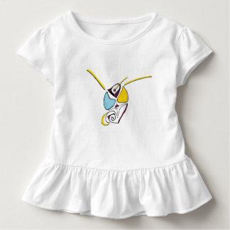 Camiseta De Bebé Colibrí del bebé