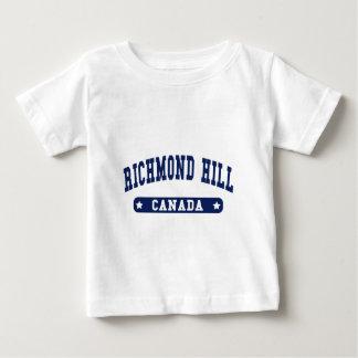 Camiseta De Bebé Colina de Richmond
