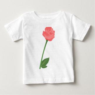 Camiseta De Bebé Color de rosa